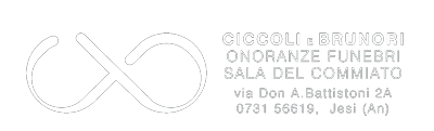 Impresa funebre Ciccoli e Brunori a Jesi in provincia di Ancona